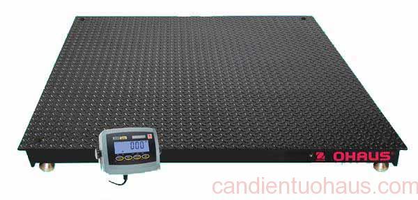 can-san-dien-tu-Floor-scale-ohaus-T31 Cân sàn điện tử T31P OHAUS-candientu-ohaus Cân sàn điện tử